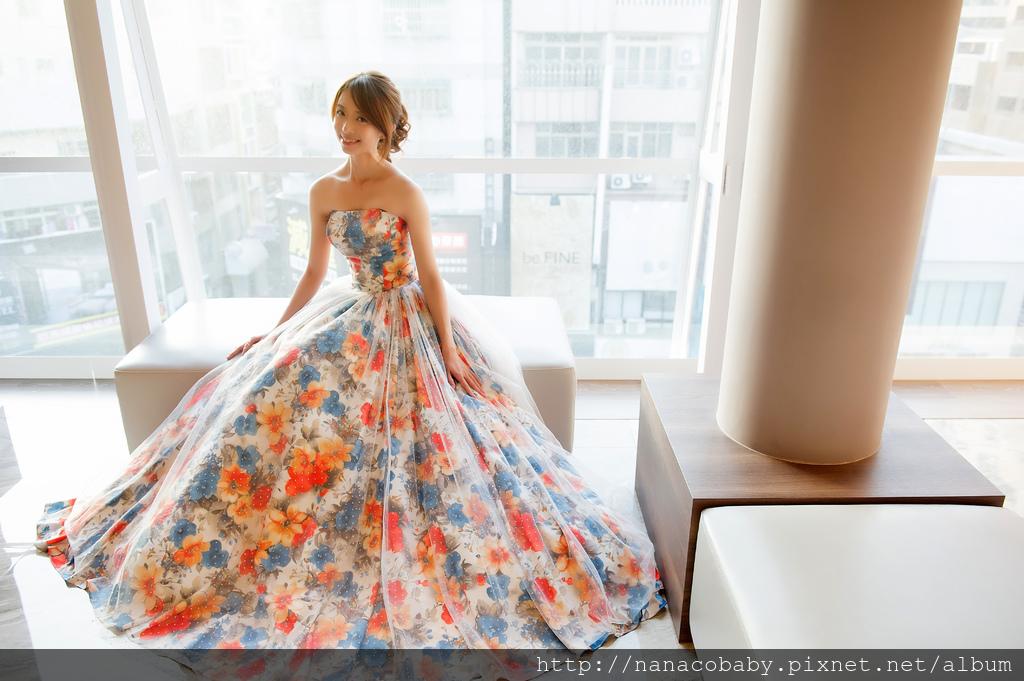 夢幻唯美婚紗款式超多晚禮服分享│台中茱莉亞精品婚紗分享