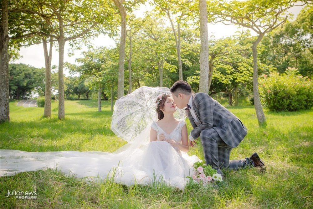 健男&姵螢│茱莉亞精品婚紗新人分享