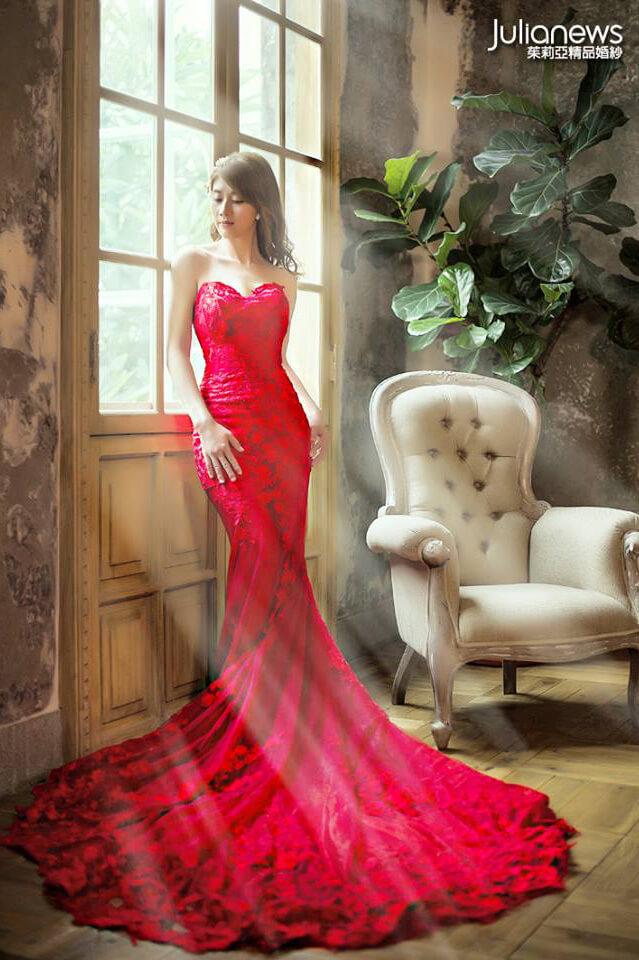 台中茱莉亞婚紗-婚紗禮服