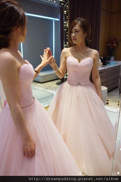 台中茱莉亞精品婚紗體驗