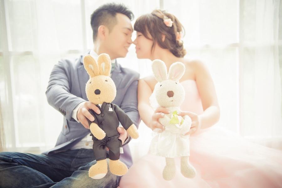 國丞&慶鈴│茱莉亞精品婚紗新人分享