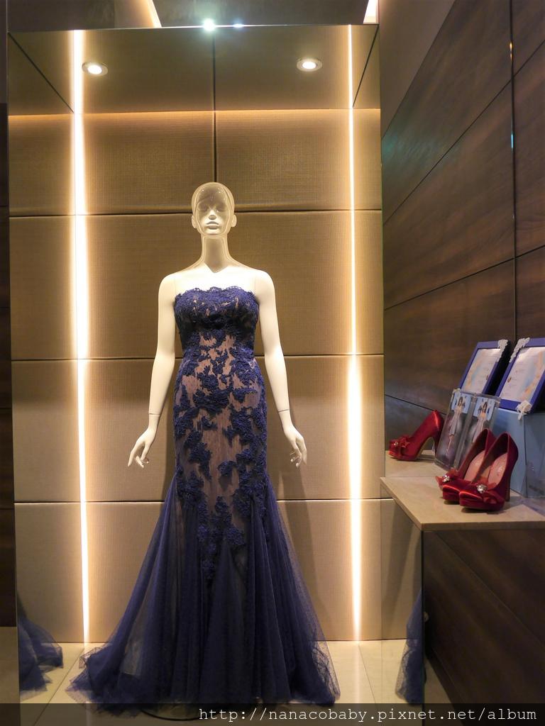 夢幻唯美婚紗款式超多~晚禮服分享│台中茱莉亞精品婚紗分享