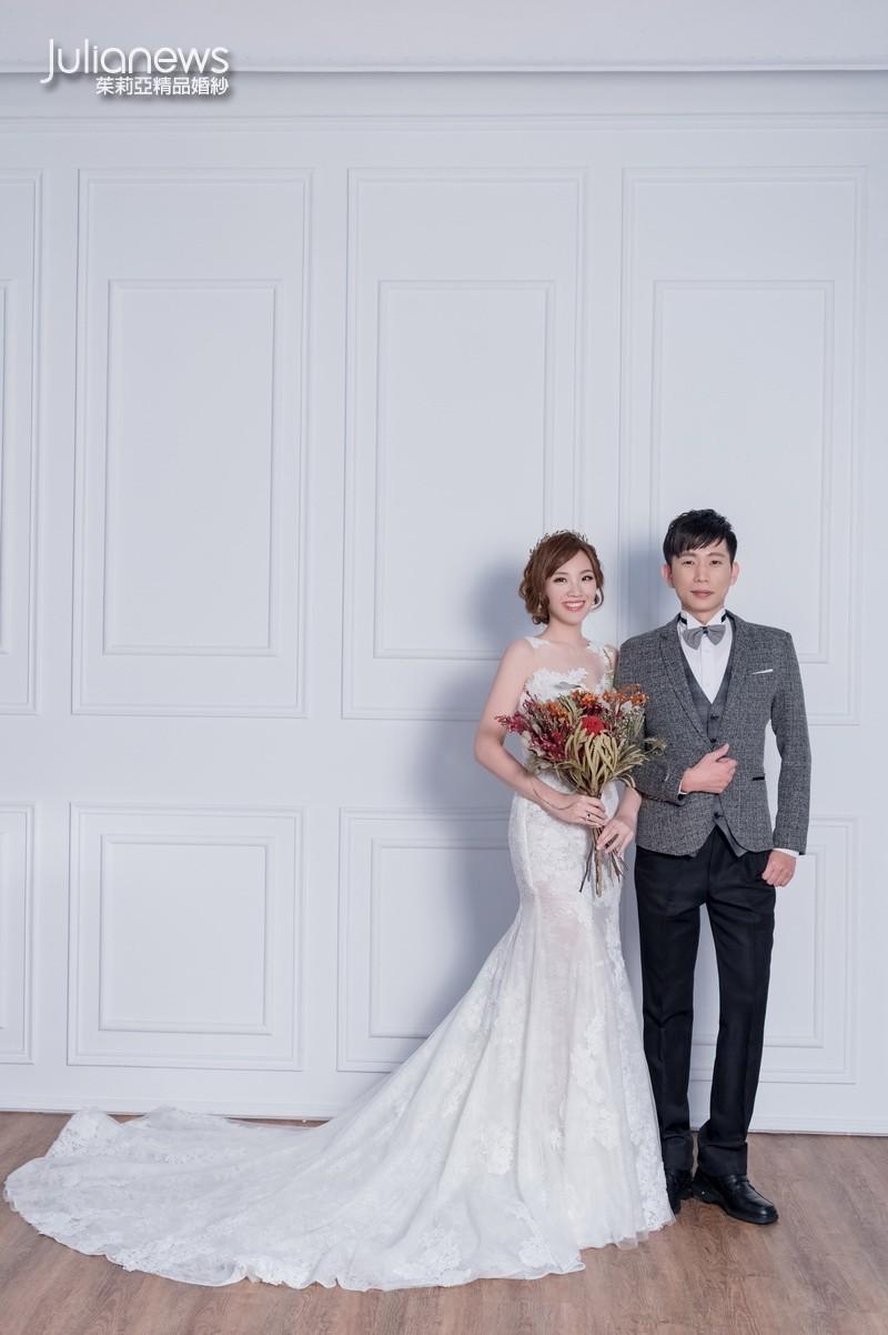 少宇 & 韶欣│茱莉亞精品婚紗新人分享