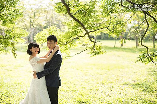 彥碩&玟勳│茱莉亞精品婚紗新人分享