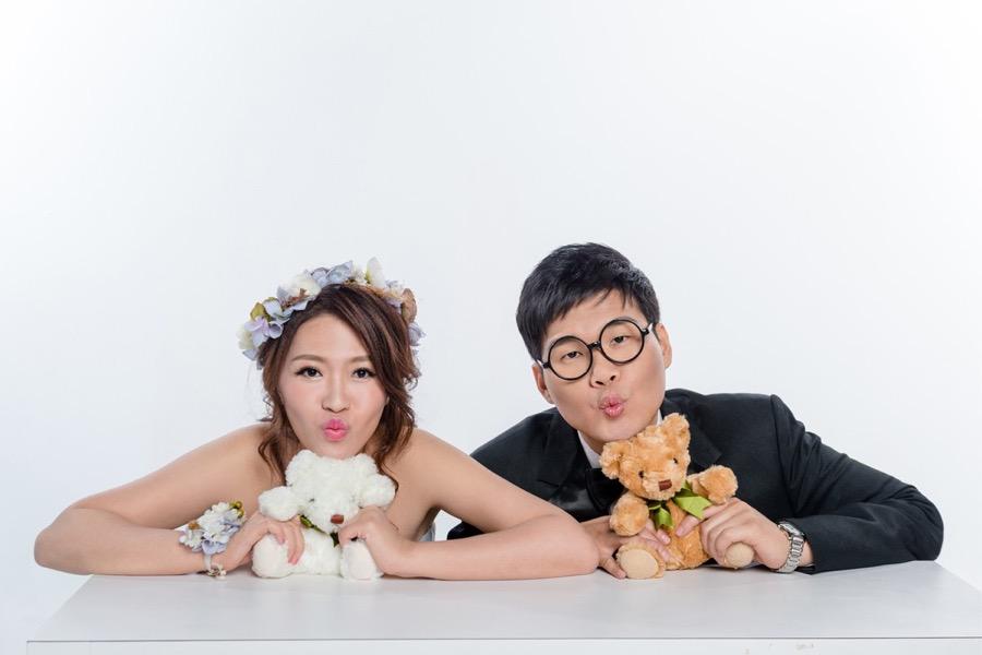 秉澤&寶萱│茱莉亞精品婚紗新人分享