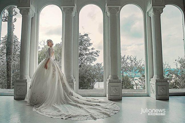 茱莉亞婚紗