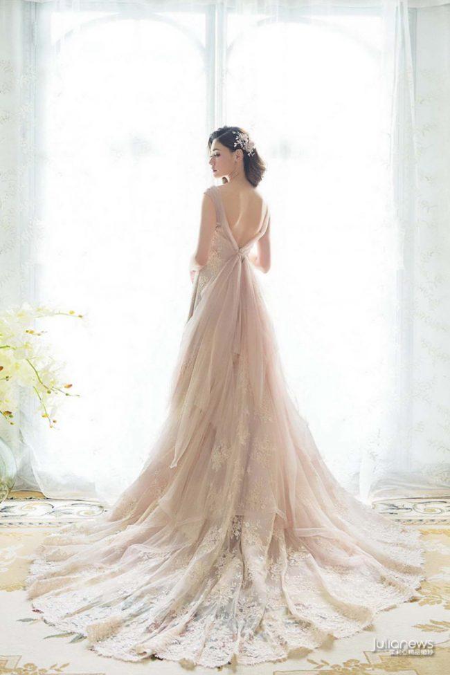 茱莉亞-婚紗禮服