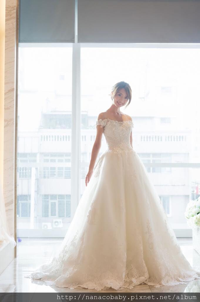 夢幻唯美婚紗款式超多~絕美白紗分享│台中茱莉亞精品婚紗分享