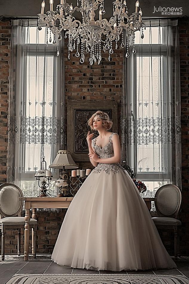 茱莉亞婚紗-婚紗攝影-禮服