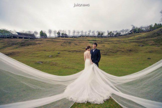茱莉亞-婚紗攝影