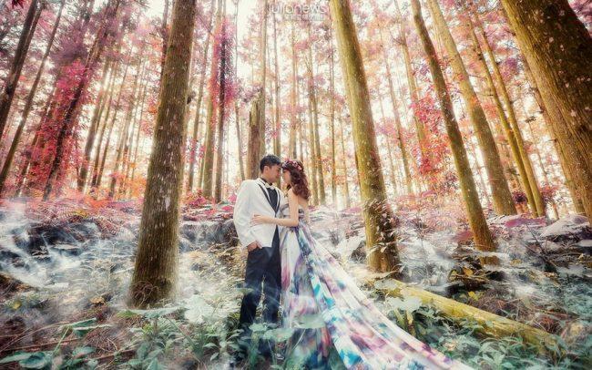 茱莉亞-海外旅拍 茱莉亞婚紗 婚紗照