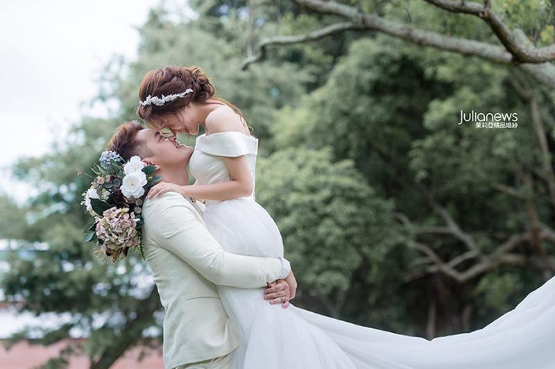 茱莉亞婚紗-婚紗經驗談