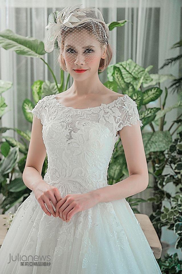 台中茱莉亞婚紗 婚紗禮服