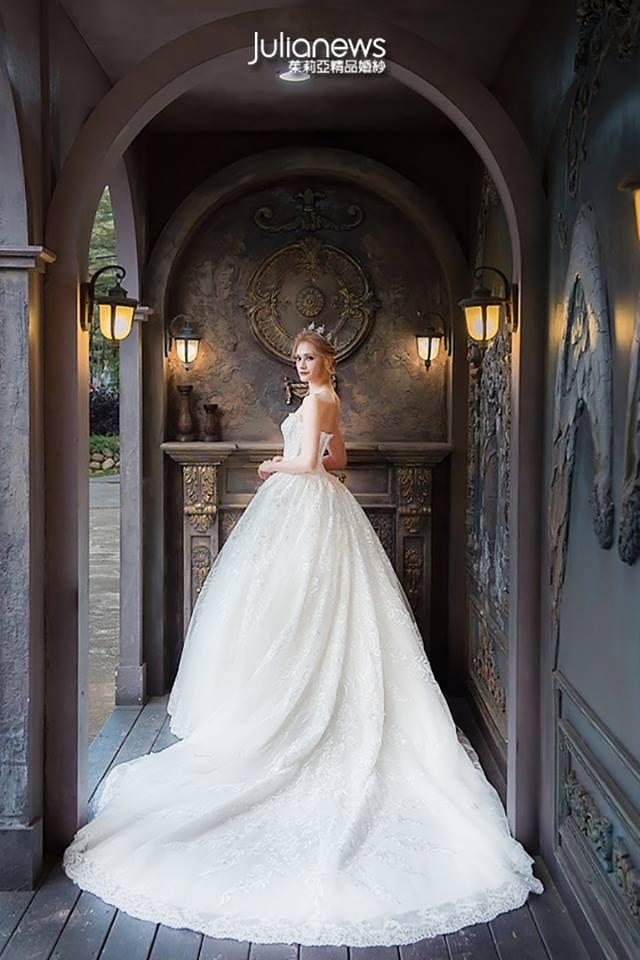 台中茱莉亞婚紗 最新禮服