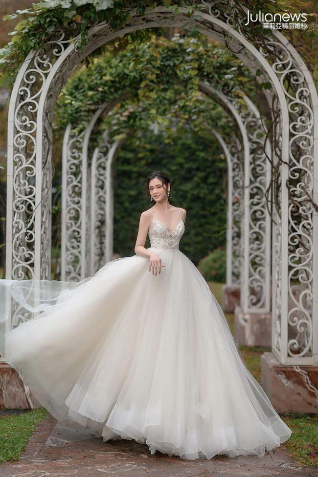 台中推薦婚紗-茱莉亞婚紗-婚紗禮服