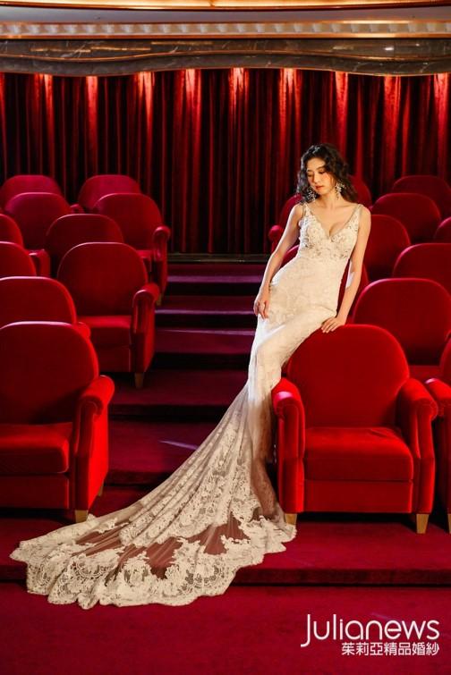 茱莉亞婚紗 最新禮服