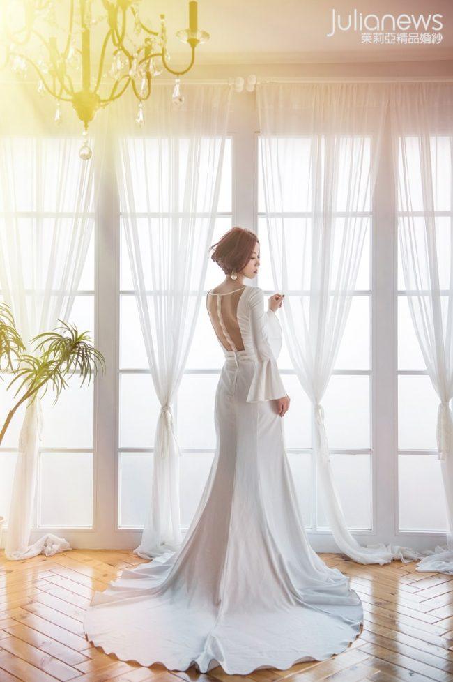 茱莉亞婚紗 禮服