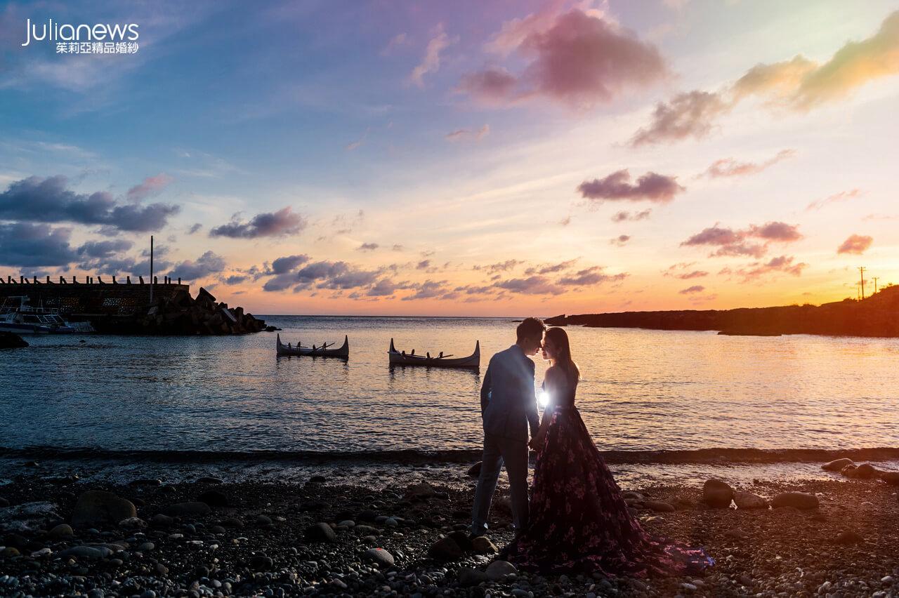 茱莉亞婚紗-婚紗攝影-蘭嶼旅拍