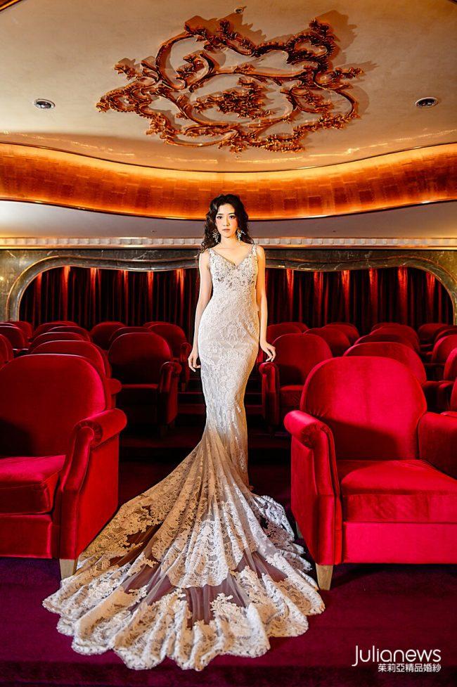 茱莉亞婚紗-婚紗禮服