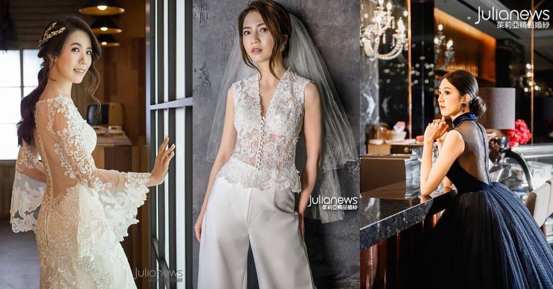婚紗照禮服