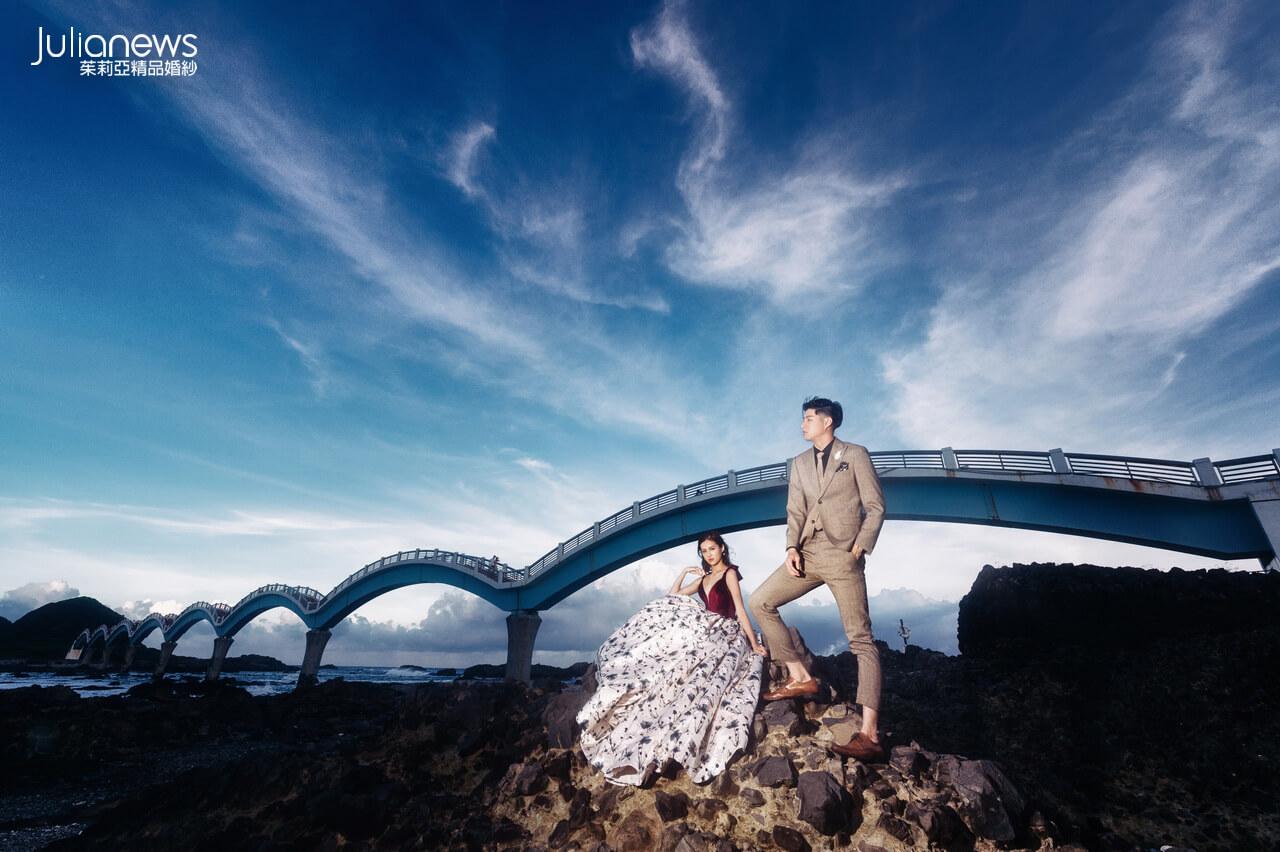 台中婚紗推薦-茱莉亞婚紗-台東旅拍