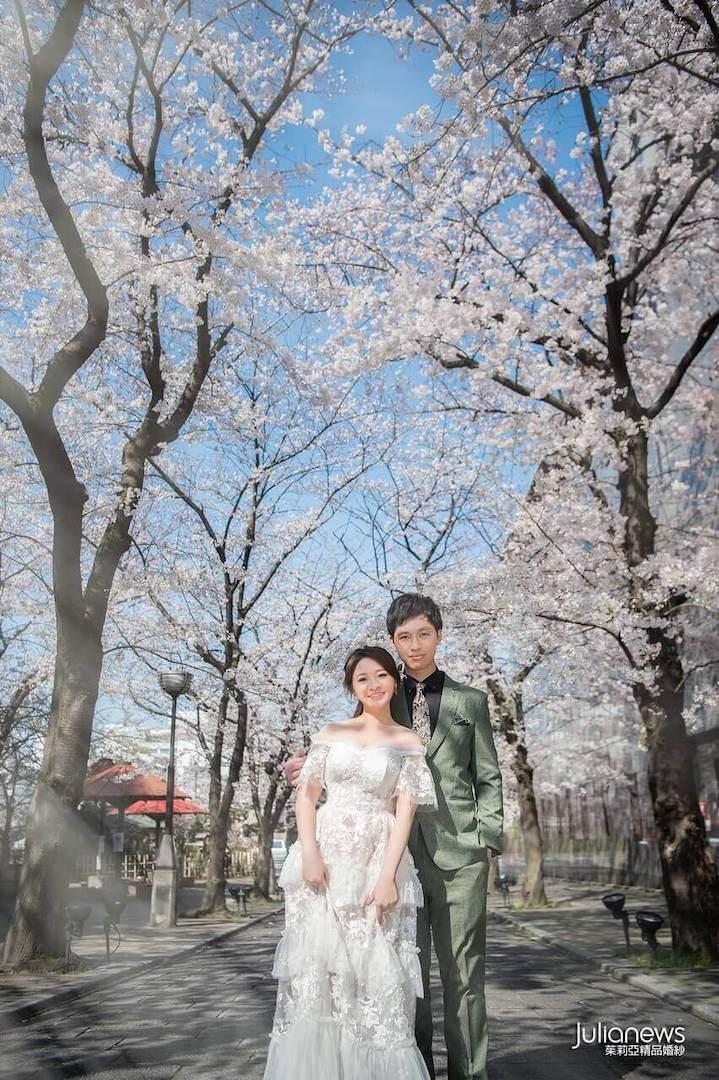 茱莉亞婚紗 結婚專欄 婚紗攝影