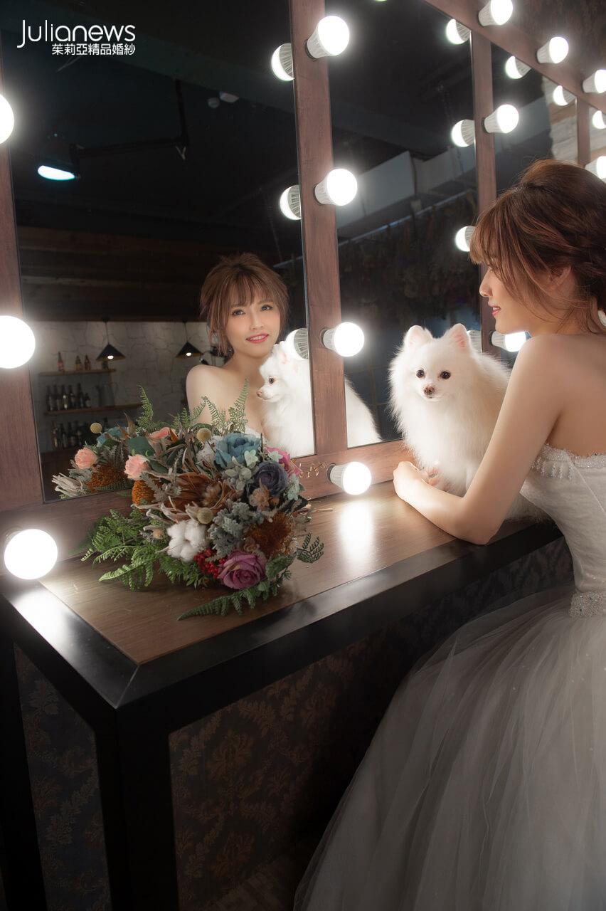 台中婚紗推薦-茱莉亞婚紗