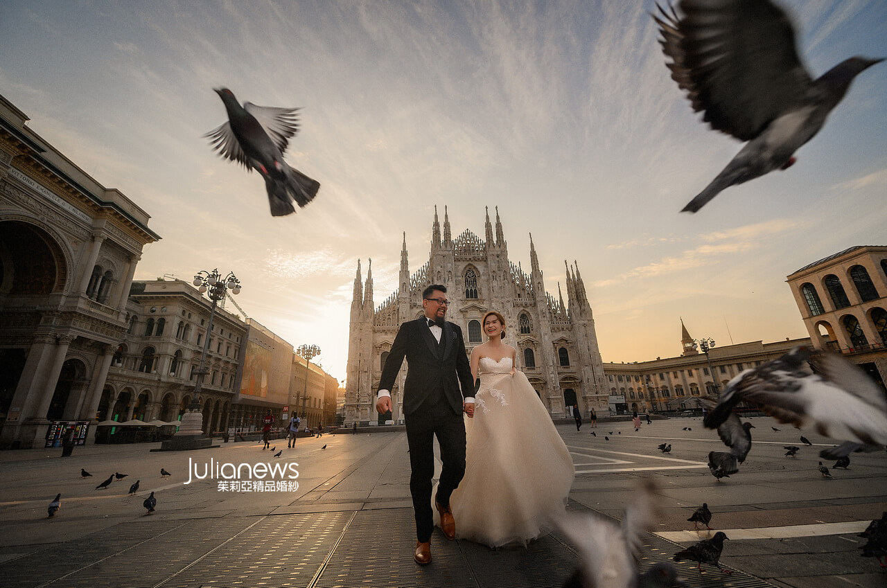 台中婚紗推薦-茱莉亞婚紗-歐洲旅拍