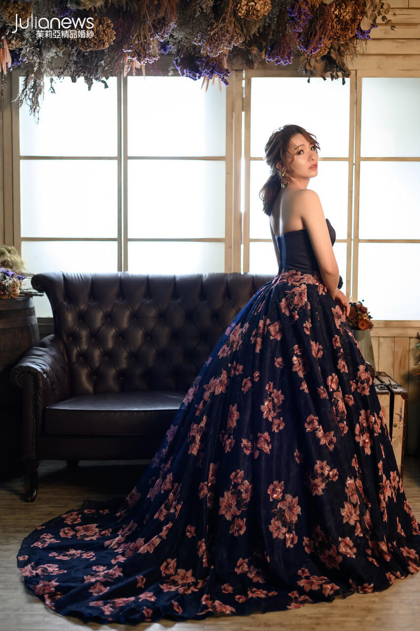 台中婚紗推薦-茱莉亞婚紗-禮服單租