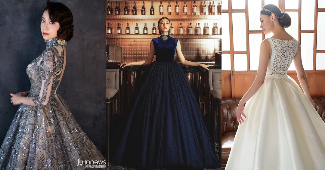 茱莉亞婚紗 婚紗禮服