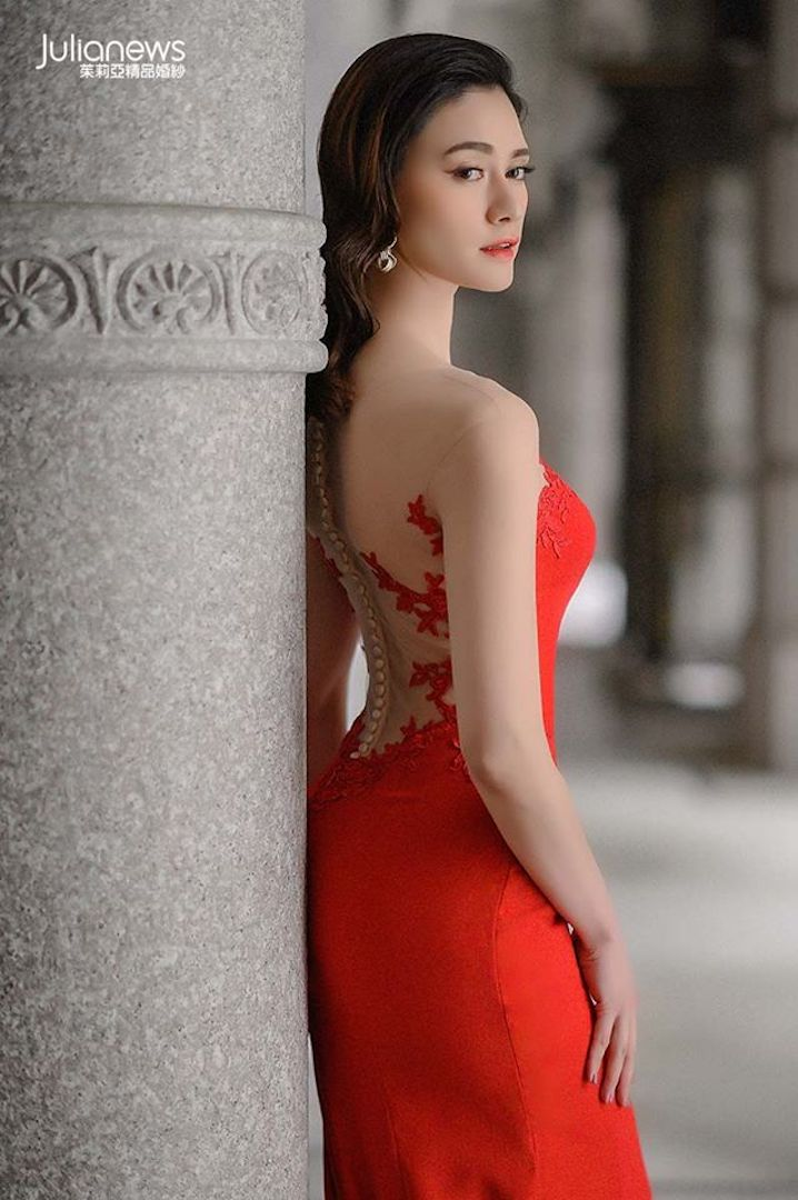 茱莉亞 婚紗禮服