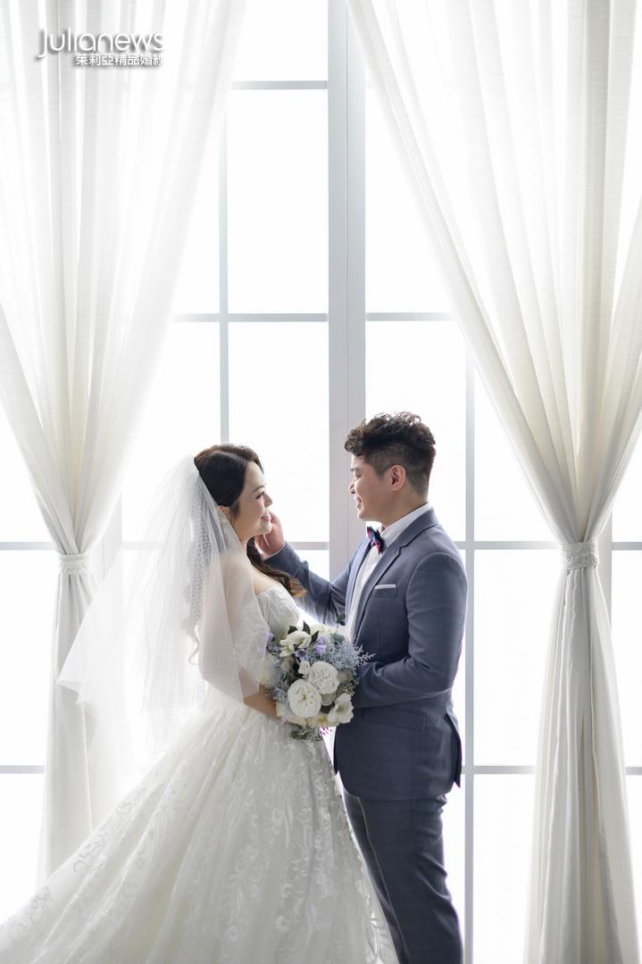 台中茱莉亞精品婚紗 婚紗照 (1)