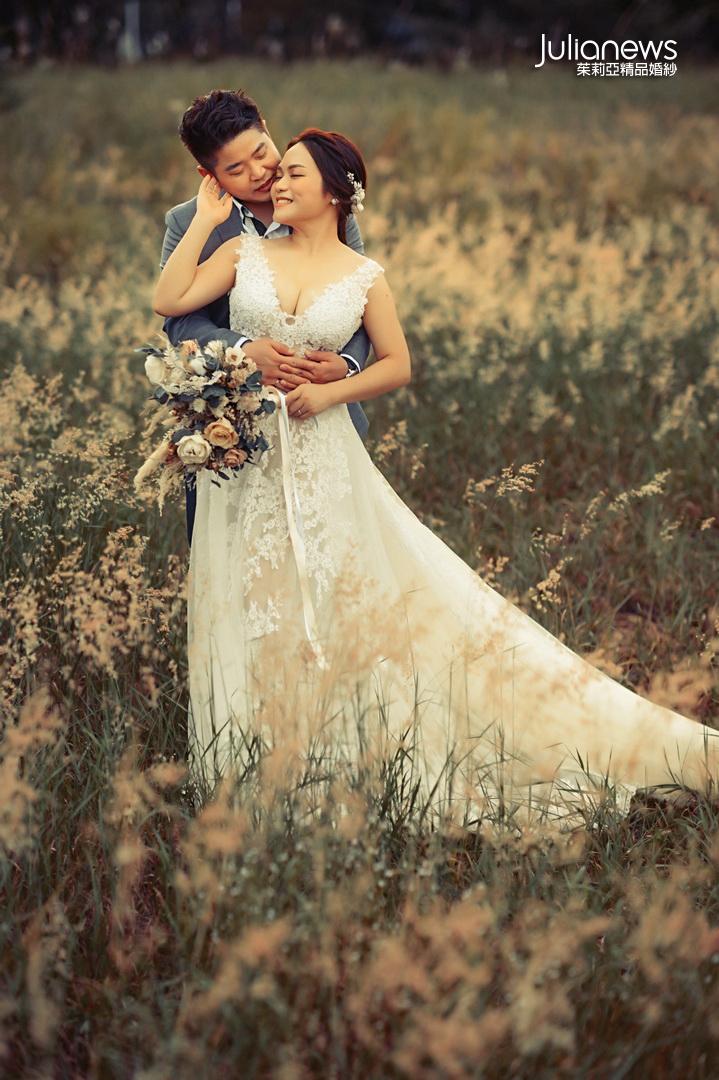 台中茱莉亞精品婚紗 婚紗照 (3)