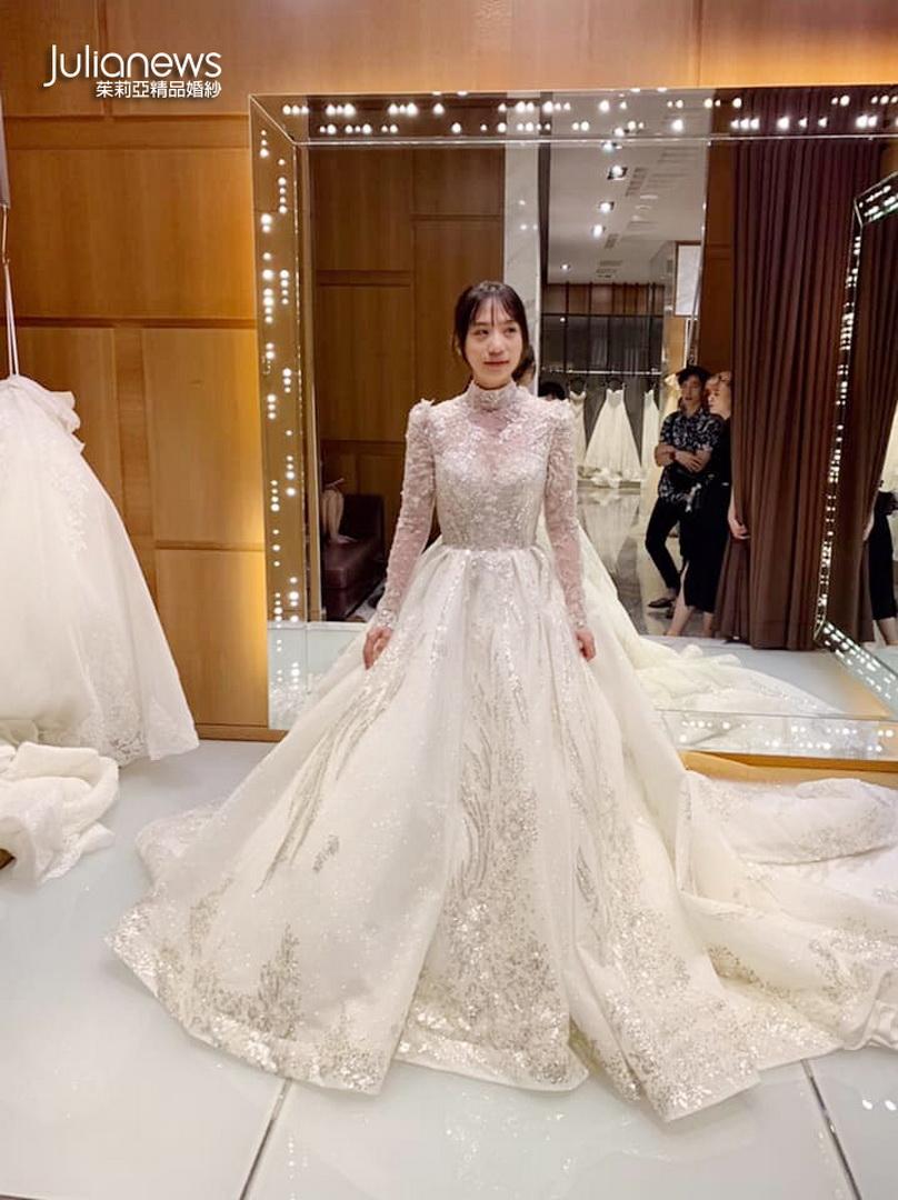台中茱莉亞精品婚紗 新人推薦 (1)