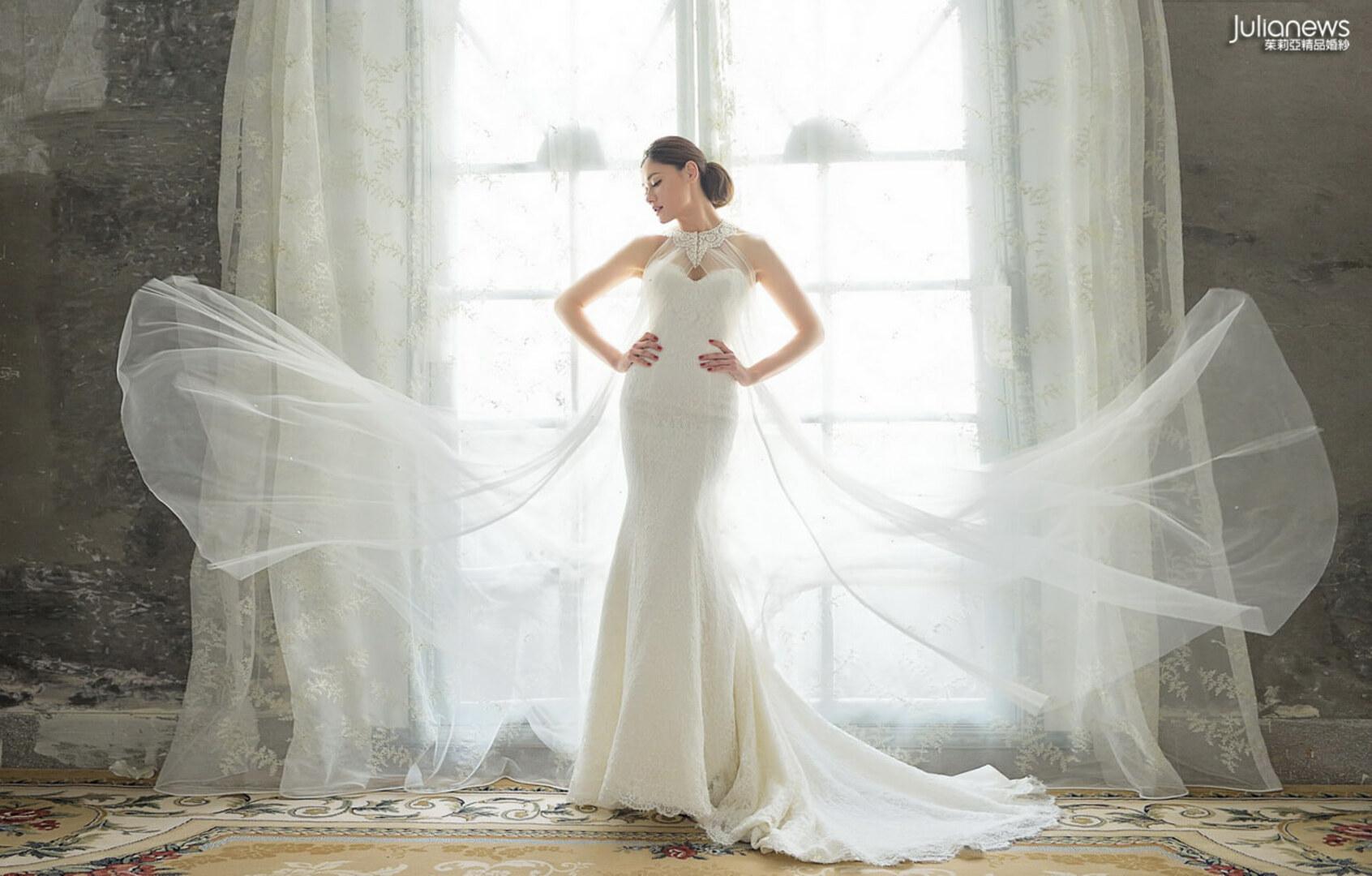 台中茱莉亞 婚紗禮服