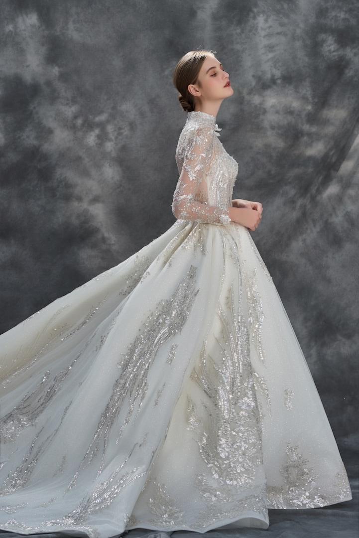 茱莉亞精品婚紗 全台獨家設計款 婚紗禮服 12