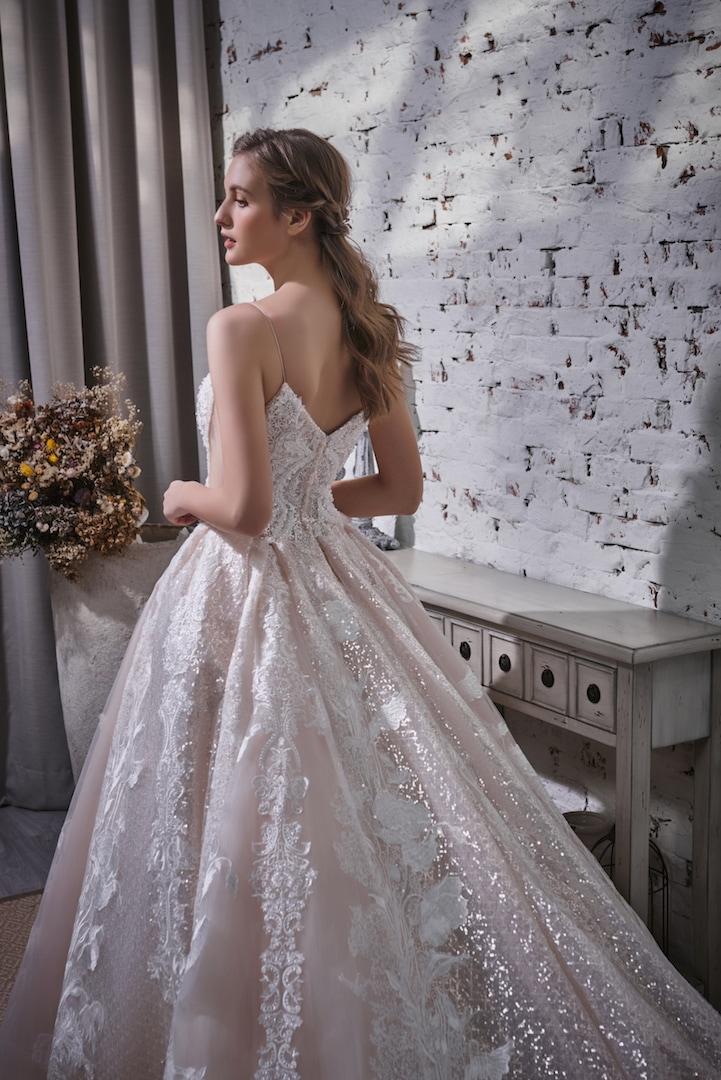 茱莉亞精品婚紗 全台獨家設計款 婚紗禮服 13
