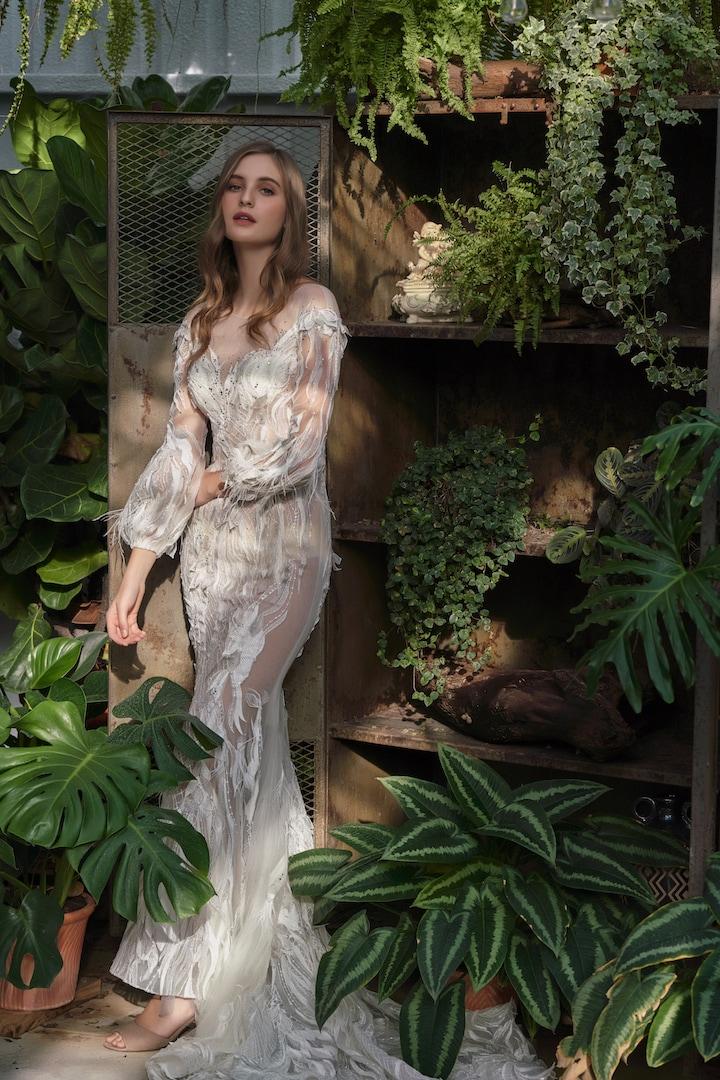 茱莉亞精品婚紗 全台獨家設計款 婚紗禮服 15