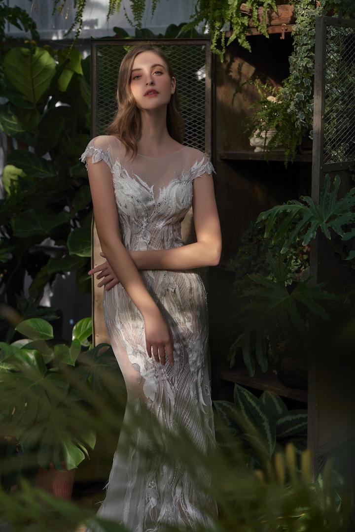 茱莉亞精品婚紗 全台獨家設計款 婚紗禮服 16