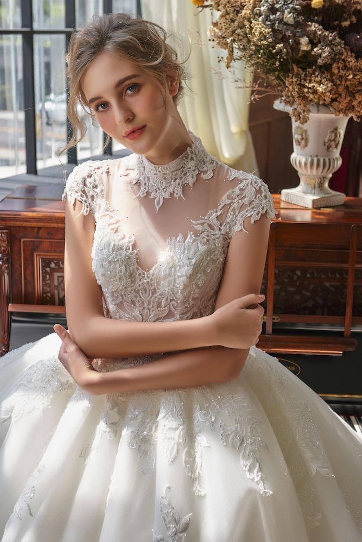茱莉亞精品婚紗 全台獨家設計款 婚紗禮服 2