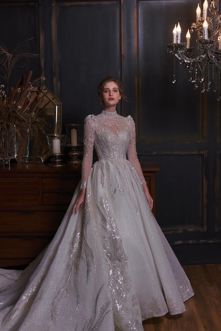 茱莉亞精品婚紗 全台獨家設計款 婚紗禮服 4