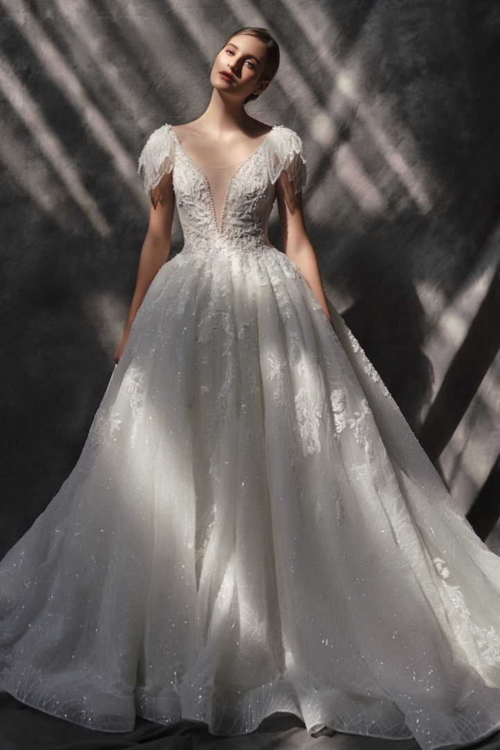 茱莉亞精品婚紗 全台獨家設計款 婚紗禮服 8