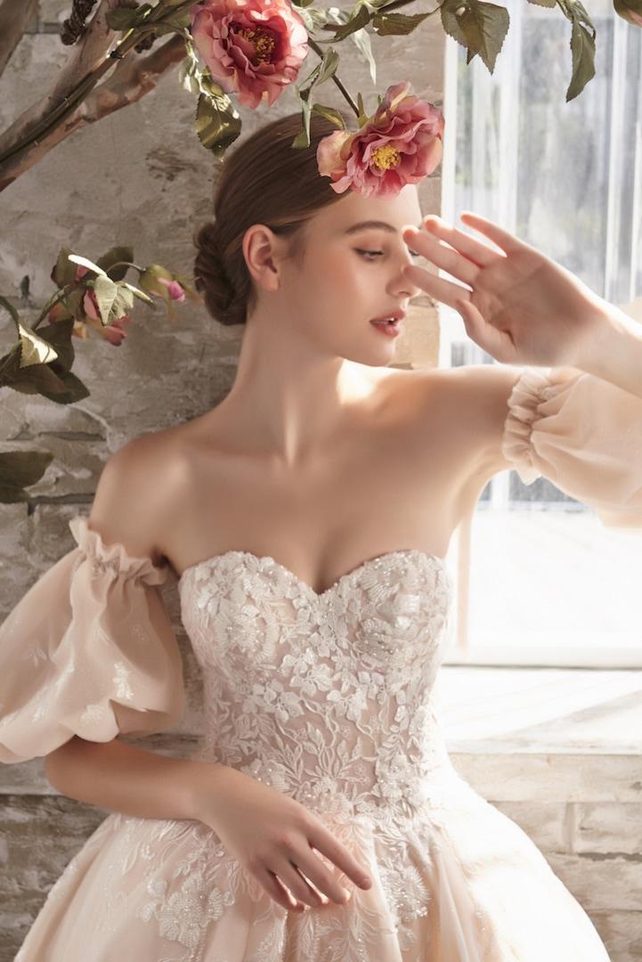 茱莉亞精品婚紗 全台獨家設計款 婚紗禮服 9