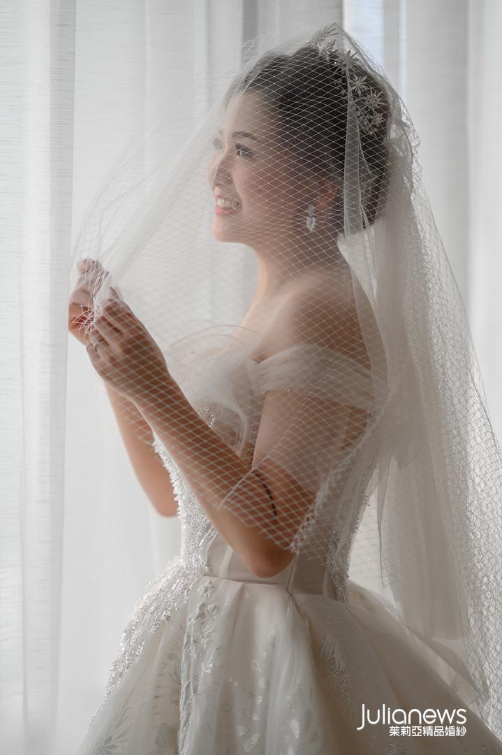 台中茱莉亞精品婚紗 婚紗攝影