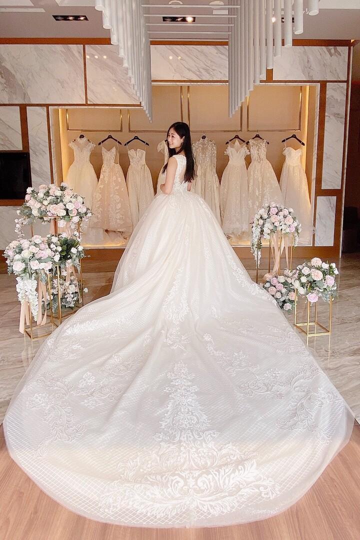 茱莉亞婚紗 新娘禮服 1