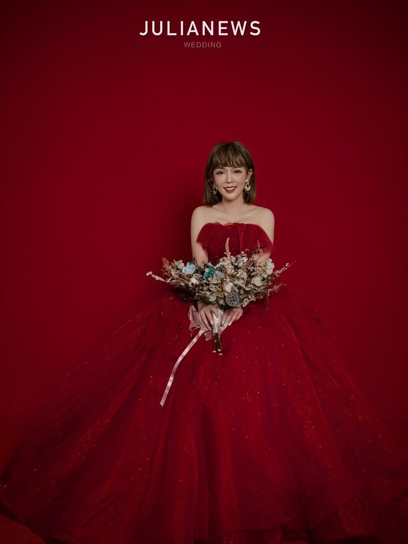 茱莉亞婚紗 新娘禮服 11