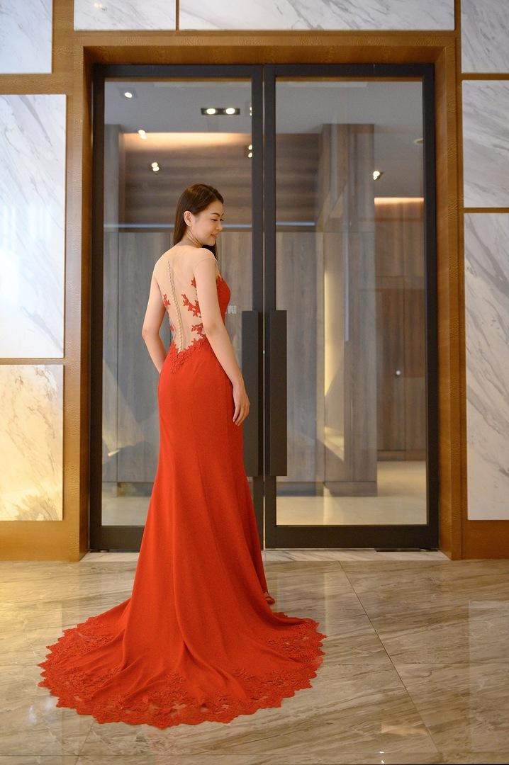 茱莉亞婚紗 新娘禮服 19