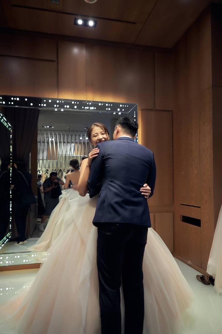 茱莉亞婚紗 新娘禮服 21
