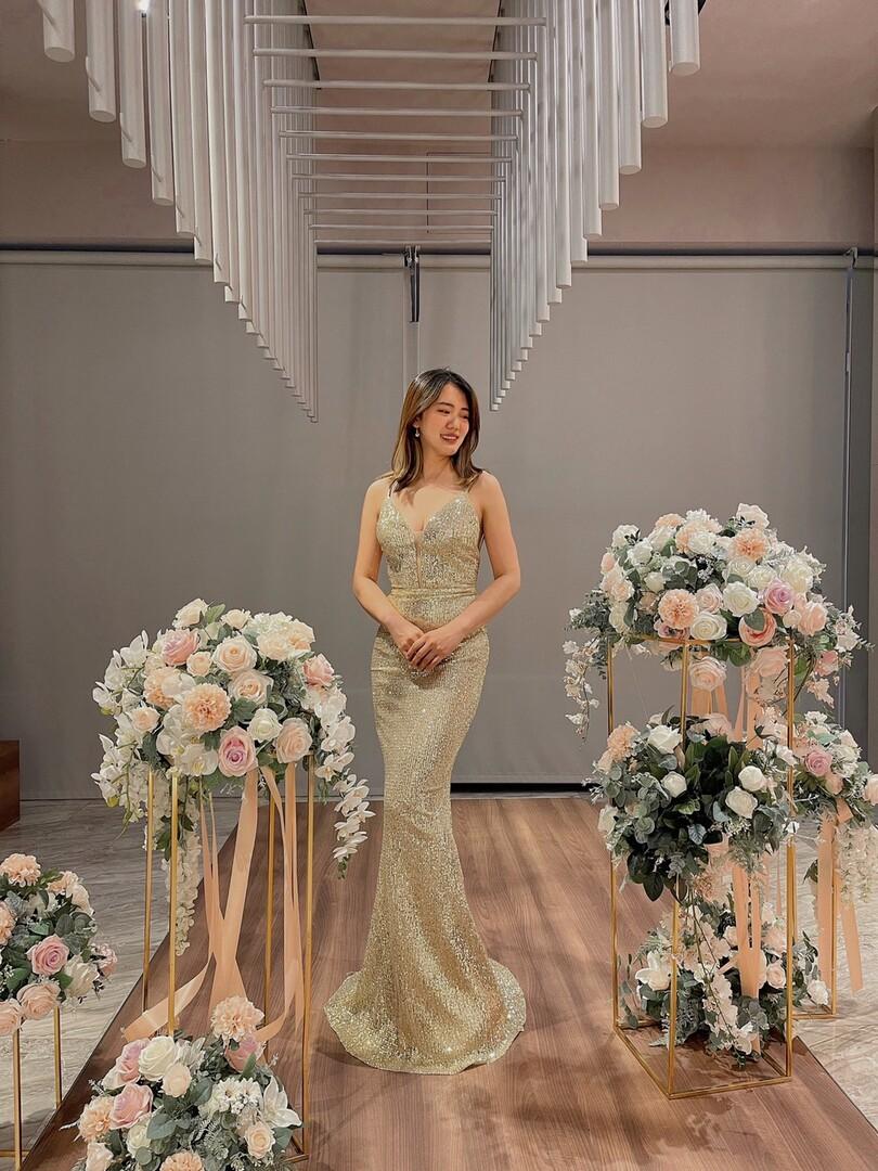茱莉亞婚紗 新娘禮服 3