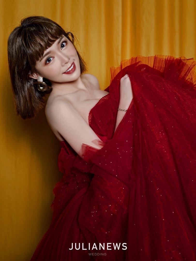 茱莉亞婚紗 新娘禮服 9